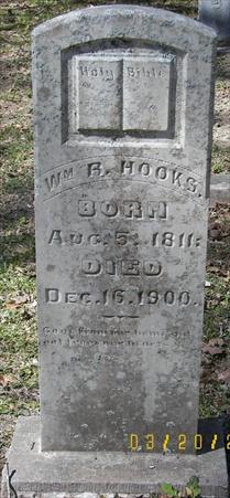 William Riley Hooks