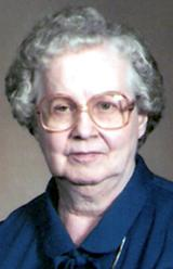 A Geraldine <i>Leitzel</i> Arbogast