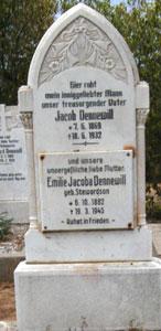 Emilie Jacoba <i>Stewardson</i> Dennewill