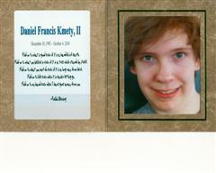 Daniel F. Kmety, II