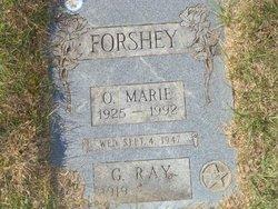 Golden Ray Forshey