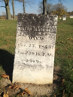 Milton Blackmore