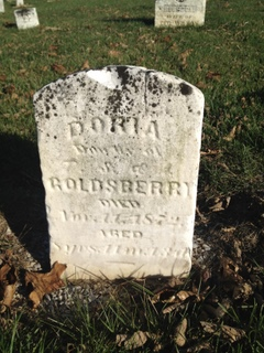 Doria Goldsberry