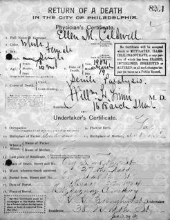 Ellen M. Caldwell