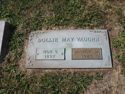 Dollie May <i>Puyear</i> Vaughn