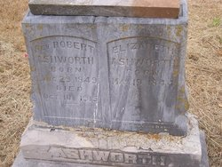 Christon Elizabeth <i>Hay</i> Ashworth