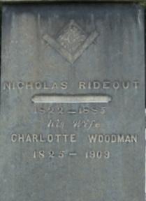 Charlotte <i>Woodman</i> Rideout
