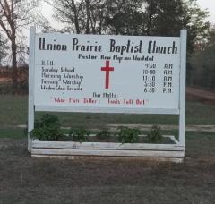 Union Prairie Cemetery