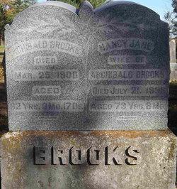Nancy Jane <i>Cheesman</i> Brooks