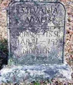 Sylvania Adams