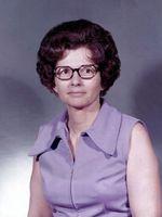 Lillian <i>Scruggs</i> Adams