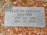 Allison Vernon Belcher