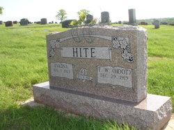 Thomas W T.W. or Hoot Hite