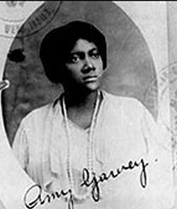 Amy <i>Ashwood</i> Garvey