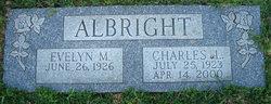 Evelyn M. <i>Jones</i> Albright