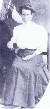 Ida Elzina <i>Hill</i> Begley