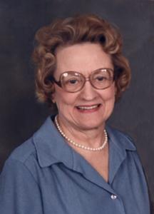 Jeanette Dorothy <i>Reiss</i> Bay