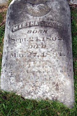 Martha Jane <i>Granberry</i> Travis