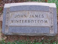 John James Jack Winterbottom