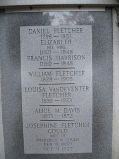 Louisa <i>Van DeVenter</i> Fletcher