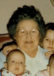 Mary Althea <i>Kennedy</i> Gardner