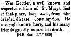 William August F Kettler