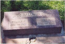 Elvie Mae <i>Chowning</i> Baldwin