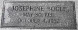 Josephine Bogle