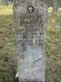 Pvt Sampson Brashear