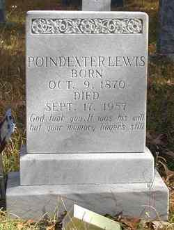 Poindexter Deck Lewis