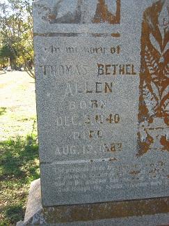 Thomas Bethel Allen