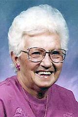 Mary Lee <i>Mabe</i> Ayers