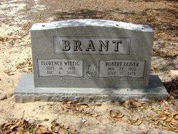 Florence <i>Wittig</i> Brant