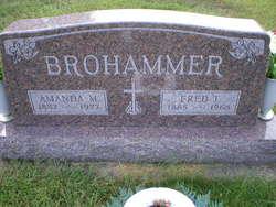 Amanda M <i>Ernst</i> Brohammer