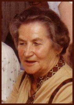 Frieda Erna Lisbeth Friedel <i>Rexilius</i> Skudelski
