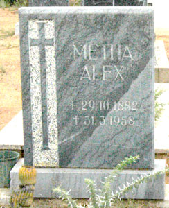 Meta Klara Selma <i>Zival</i> Alex
