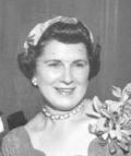 Mrs Edith Rose <i>Cassaretto</i> Casanova