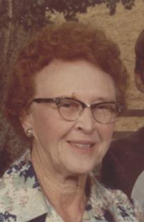Annie Lois <i>Saunders</i> Burgess