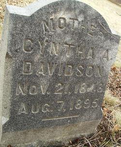 Cyntha A. <i>Wilson</i> Davidson