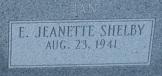 Evelyn Jeanette Jan <i>Shelby</i> Arnett
