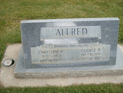 George A Allred