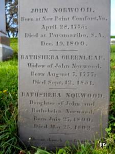 Bathsheba Norwood