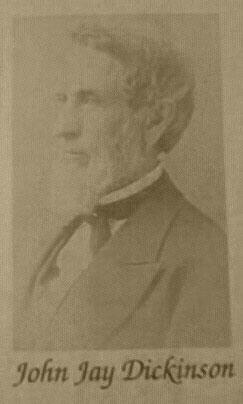 John Jay Dickinson