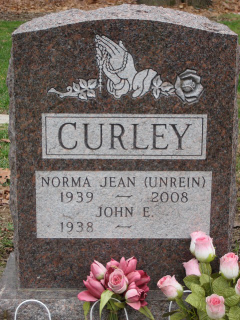 Norma Jean <i>Unrein</i> Curley