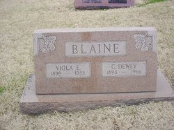 Viola E <i>Ball</i> Blaine