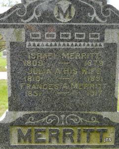 Israel Merritt