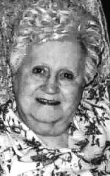 Mary Ellen <i>Willingham</i> Cobb