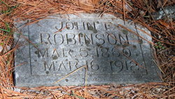 John Franklin Robinson