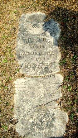 Rebecca E. <i>Owens</i> Sellers