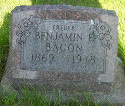 Benjamin Franklin Frank Bacon